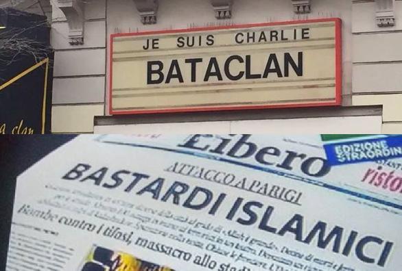 Libero e Charlie Hebdo: liberi di fare cosa?