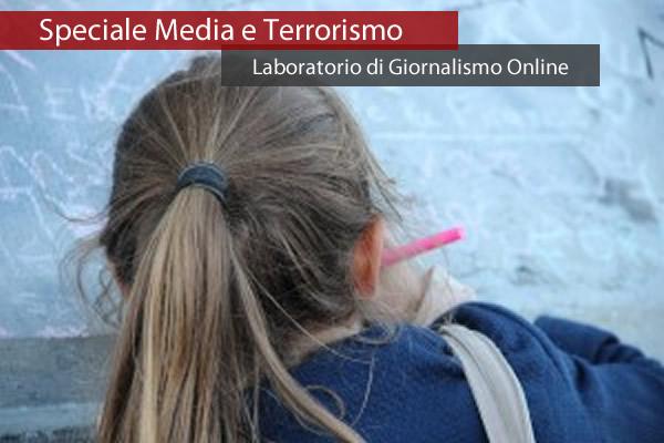L'attentato corre sul social