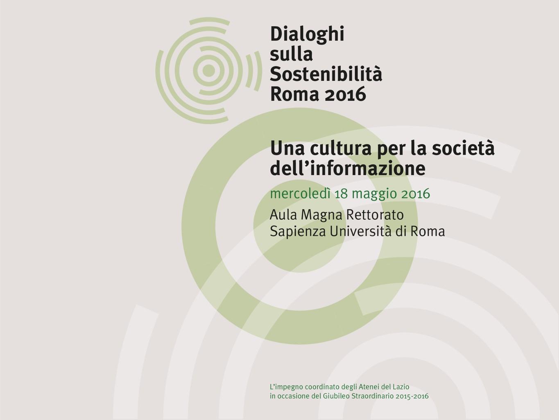 Giubileo CRUL: un esperimento interateneo per un paradigma culturale sostenibile