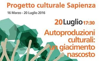 Non solo ricerca scientifica: le opere culturali della comunità Sapienza al Caffè Letterario