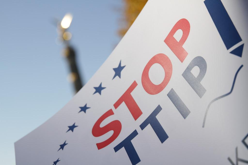 Che fine ha fatto il TTIP?