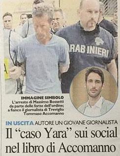 Il caso Yara Gambirasio e Massimo Bossetti visto dai gruppi facebook